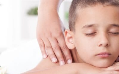 Therapeutic benefits of pediatric massage
